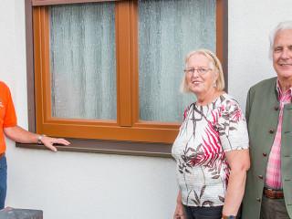 Mit Alu-Schalen Fenster renovieren